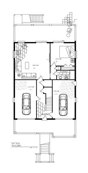 Custom Florida House Plans Atlantic House Mangrove Bay Design